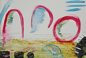 Artigkeit, Claudia Karrasch, Bonn, Kunst, Studio, Abstrakte Malerei, Papier
