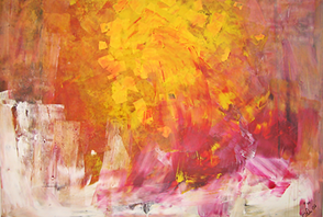 Artigkeit Claudia Karrasch, Bonn Kunst, Abstrakte Malerei E(x)en