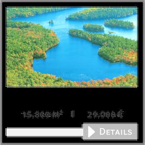 Seegrundstück am Third Christopher Lake, Nova Scotia