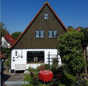 Domizil Luth: Das Ferienhaus in Arnis an der Schlei