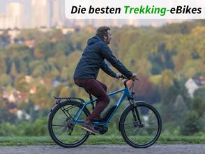 Trekking e-Bike Testsieger 2021