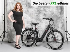 XXL e-Bike Testsieger 2021