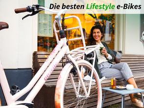Urban & Lifestyle e-Bike Testsieger 2021
