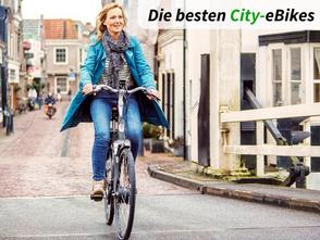 City e-Bike Testsieger