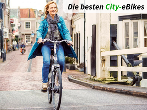 City e-Bike Testsieger
