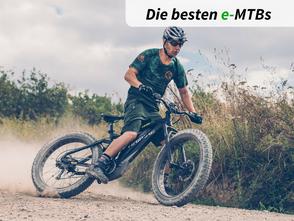 e-Mountainbike Testsieger 2021