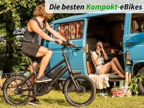 Kompakt e-Bike Testsieger 2020