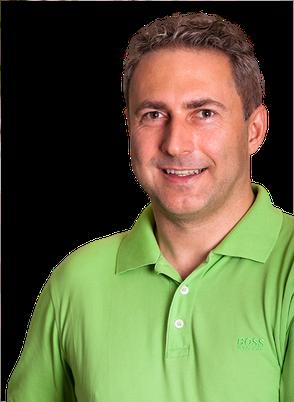 Reinhard Rupprecht: Qualifiziert für Implantat-Behandlungen