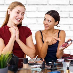 Feenglanz Make-up Kurs / Schminkkurs