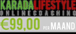 KaradaLifestyle online coaching