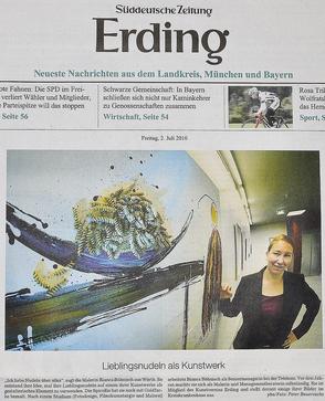 Presseartikel Süddeutsche Zeitung vom 02.07.2010