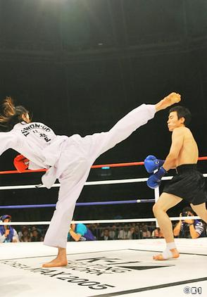 K-1 MAX KOREA 2005
