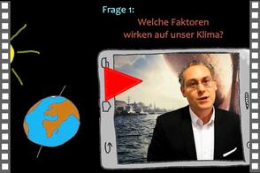 Frank Büttcher als Foto in Grafik mit Sonne und Erde