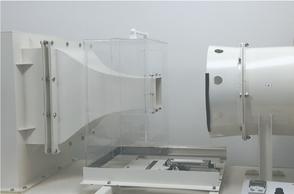 ワイヤレス風速計AF101 校正風洞設備