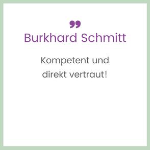 Klientenbewertung: Kompetent und direkt vertraut!