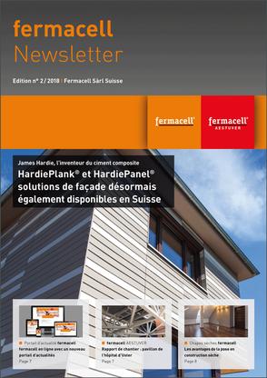 FERMACELL Newsletter (Schweiz)