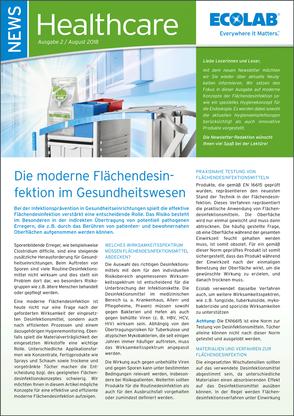 ECOLAB Kunden-News