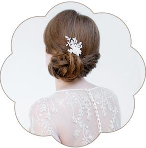 Kleiner Vintage Kopfschmuck aus Spitze. Vintage Kopfschmuck in Ivory. 20er Jahre Haarschmuck. Headpiece wedding. Lace Headpiece for the boho look.