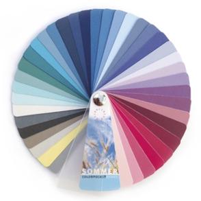 Farbpass nach Farb-Dominanzen