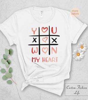 Casual Style T-Shirt mit Aufdruck