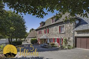 Aux 5 Tilleuls, Saint-Bonnet-de-Salers