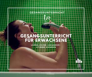 Gesangsunterricht für Erwachsene   Köln, Bonn, Erftstadt