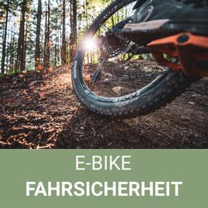 E-Bike Fahrsicherheitstraining Oberstaufen/Isny /Bregenzerwald
