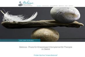 Balance, Praxis für Kinesiologie und Komplementärtherapie in Meisterschwanden, Seetal