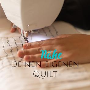 Link zu Nähe deinen eigenen Quilt