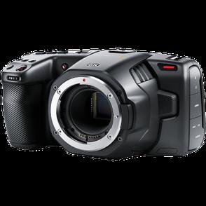Blackmagic 6k pocket cinema camera Mieten Dresden