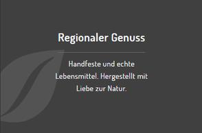 Regionale Lebensmittel aus Baden und der Pfalz, Standort Raum Karlsruhe