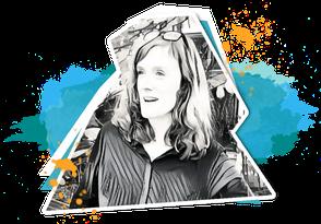 Porträt Adriane Steckhan vom Team nextARTlevel