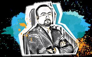 Porträt Dr. Majid Montazer vom Team nextARTlevel