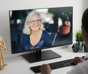 Online-Sprechstunde mit Andrea Brummack