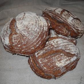 Pains Auvergnats de la boulangerie Habert de Selles-sur-Cher