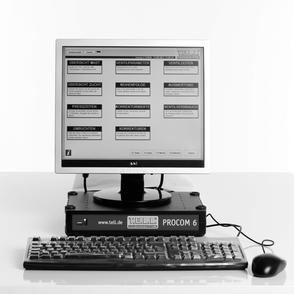 Mahl- und Mischcomputer RAKO Sulingen