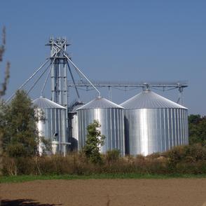 Rundsilo, Lagertechnik Landwirtschaft, RAKO Sulingen