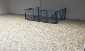 Parketvloer mozaïek door Design Vloeren Nijkerk