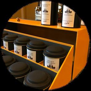 Maison Émile Auté - Créateur de thés en Loir-et-Cher France