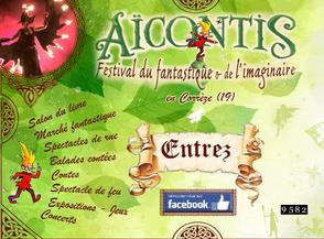 Festival du Fantastique et de l'Imaginaire, 7 et 8 octobre 2017 à Branceilles