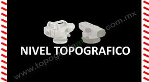 equipo topografico nivel