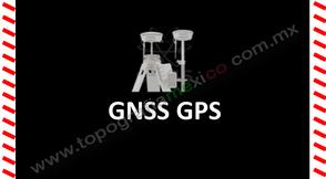 GNSS GPS TOPOGRAFICO
