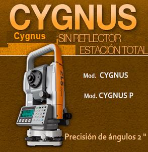 Estacion total topcon cygnus ks-102