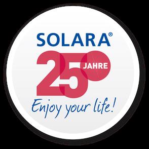 Seit ihrer Gründung im Jahr 1996 hat sich die SOLARA zu einer festen Größe unter den Anbietern netzunabhängiger Solarsysteme entwickelt. SOLARA-Komponenten kommen z. B auf Wohnmobilen, Ferienhäusern, Segelyachten uvm. zum Einsatz.