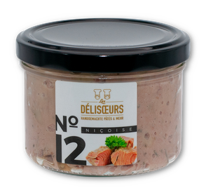 No. 12 Nicoise 200 g Glas