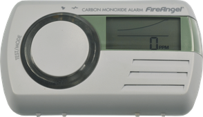 Kohlenmonoxidmelder