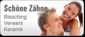 Schöne Zähne, Bleaching, Zahnaufhellung, Veneers, Keramik-Inlays in Völklingen