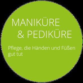 Maniküre und Pediküre