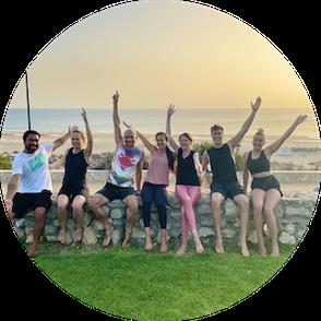 Yoga und Surfcamp Conil