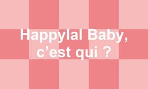 Happylal Baby, créateur des petits pots halal et bio pour Bébé